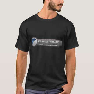 T-shirt do logotipo de Planetarion grande