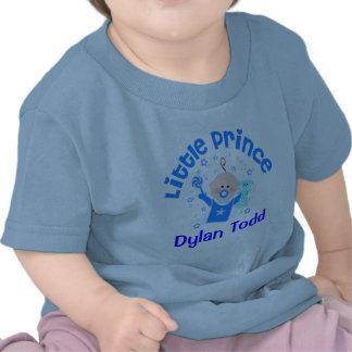 T-shirt do menino do bebê criança - personalizado