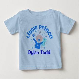 T-shirt do menino do bebê/criança - personalizado
