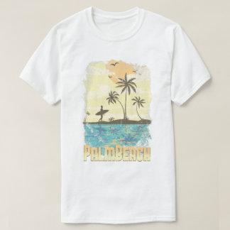 T-shirt do Palm Beach