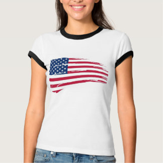 T-SHIRT DO PATRIOTA DOS EUA
