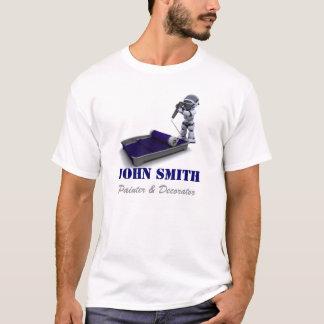 T-shirt do pintor e do decorador
