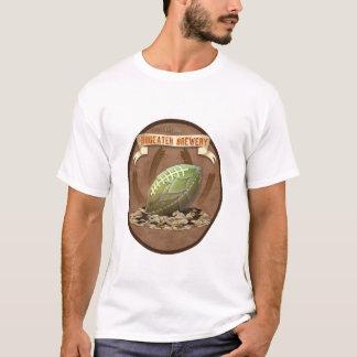 T-shirt do prêmio da cervejaria de Bugeater