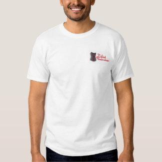 T-shirt do roupa interior de veludo