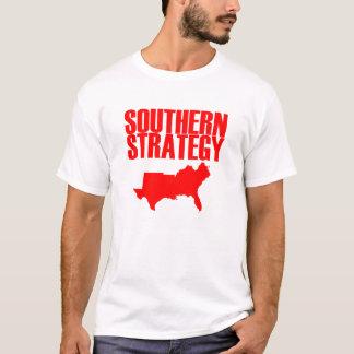 T-shirt do sul da estratégia