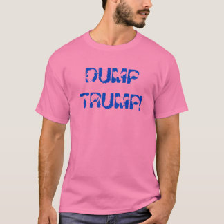 T-shirt do trunfo da descarga