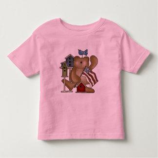 T-shirt do urso de ursinho e presentes do urso de