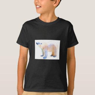 t-shirt do urso polar