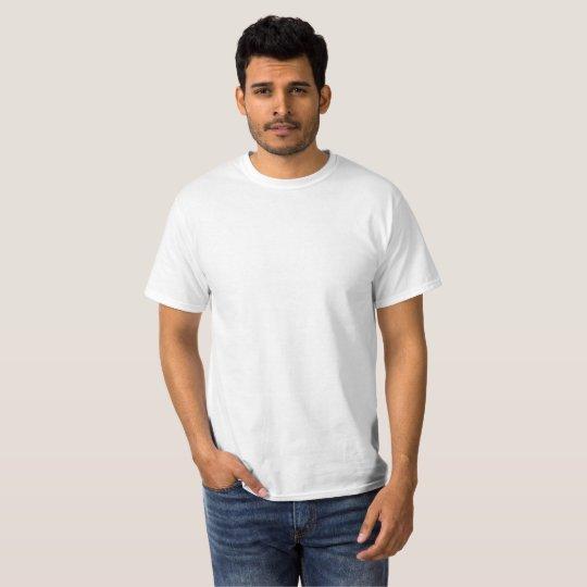Camiseta Value, Branco