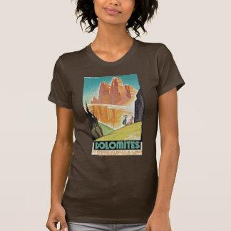 T-shirt Dolomites