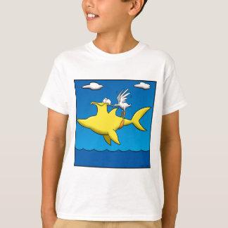 T-shirt Dores do pelicano