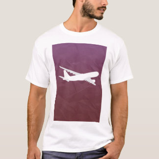 T-shirt dos aviões A330-300