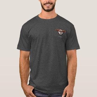 T-shirt dos guardiães (homens - obscuridade)