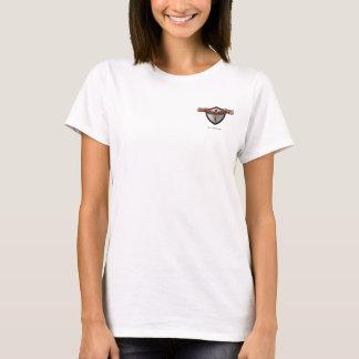 T-shirt dos guardiães (mulheres - luz)