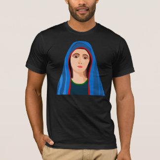 T-shirt dos homens da Virgem Maria