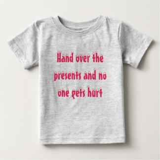T-shirt dos presentes
