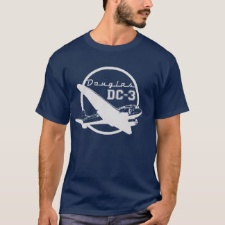 T-shirt Douglas DC-3