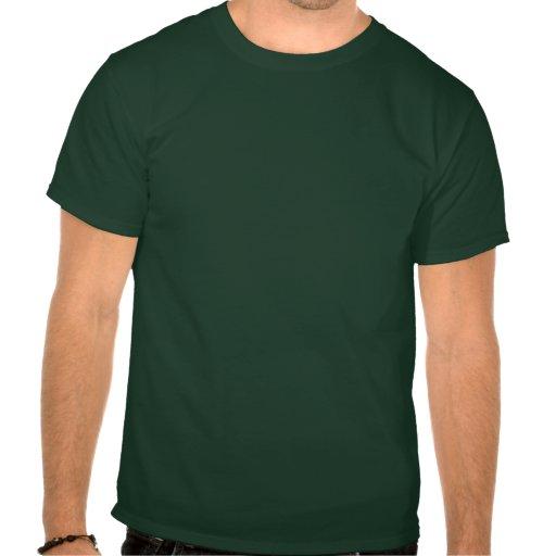 T-shirt dourado do Doodle de Labradoodle