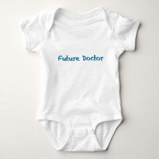 T-shirt Doutor futuro Bodysuit ou T