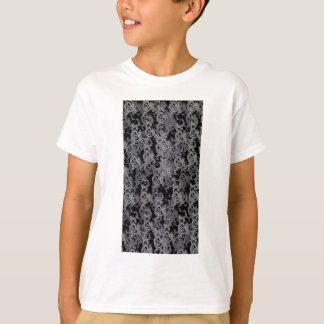 T-shirt Dragões das cinzas de Ying Yang