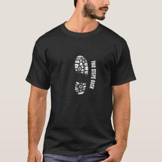T-shirt Duas etapas suportam