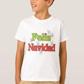 T-shirt e presentes de Feliz Navidad