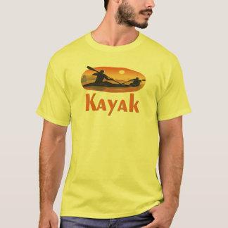 T-shirt e presentes do caiaque