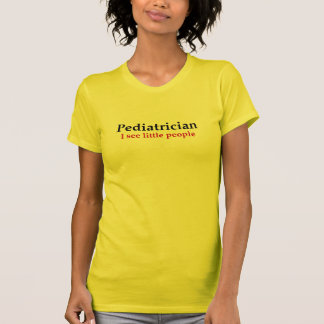 T-shirt e presentes do pediatra