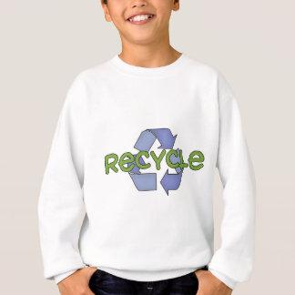 T-shirt e presentes do reciclar