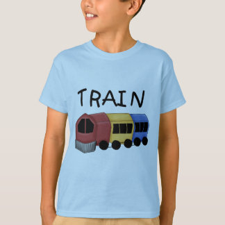 T-shirt e presentes do TREM