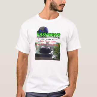T-shirt Easynews