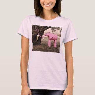 T-shirt Efervescente o elefante