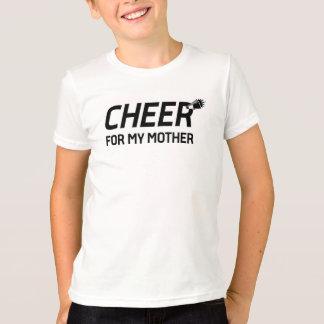 T-shirt Elogio para minha mãe