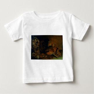 T-shirt Encaixotamento da cerveja do crânio