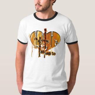 T-shirt engraçados do despedida de solteiro do