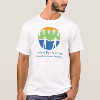 T-shirt Envie para uma causa