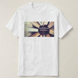 T-shirt Escola Bíblica John Knox