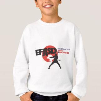 T-shirt Escola Francesa de JuJitsu e Auto-Defesa