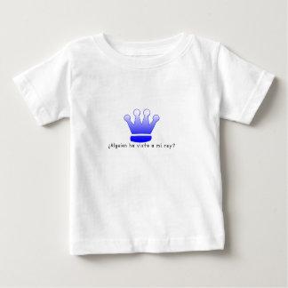 T-shirt Espanhol-Rei