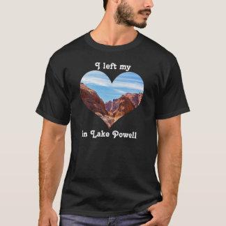 T-shirt Esquerda minha arizona Utá Colorado de Powell do