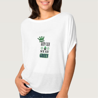 T-shirt Estada-Verde