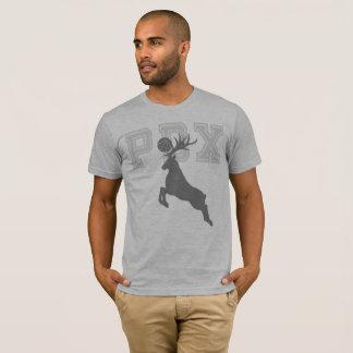 T-shirt Estilo do basquetebol PDX
