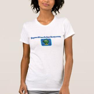 T-shirt Estilo um do Sportswear das mulheres do SSJ