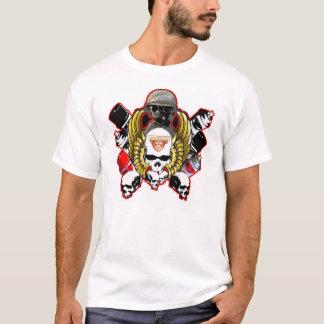T-shirt Estratégia militar (MyPrymate)