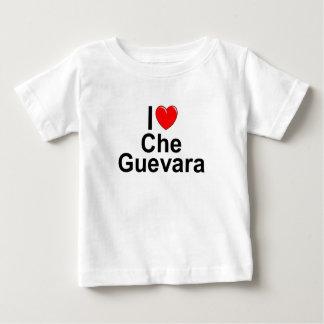 T-shirt Eu amo (coração) Che Guevara
