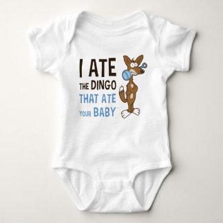 T-shirt Eu comi o Dingo que comeu seu bebê