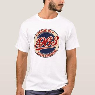 T-shirt Feito em 1963