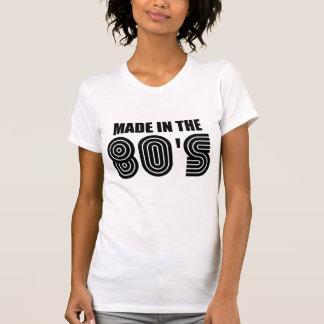 T-shirt feito no anos 80