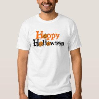 T-shirt feliz da abóbora do Dia das Bruxas