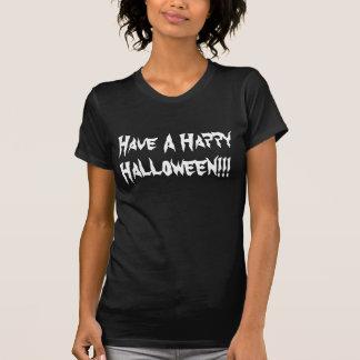 T-shirt feliz do Dia das Bruxas